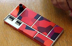 谷歌Project Ara 模块化手机动手玩【图集】