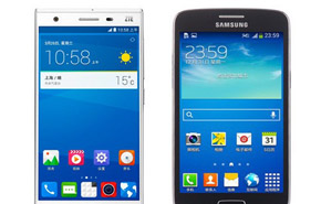 4G�ֻ���������1�� VS ����Galaxy Core LTE