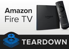 惊喜还是失望?亚马逊Fire TV拆解图赏(图)