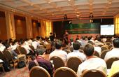OFweek 2014太阳能光伏技术与市场前瞻论坛现场