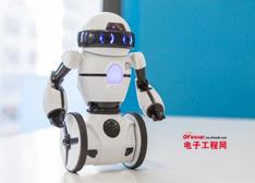 端茶送水的超萌机器人MiP