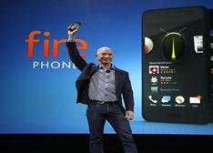 """亚马逊Fire Phone:智能手机""""跑分时代""""的终结者?"""