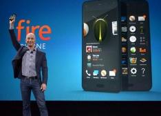主打3D交互 亚马逊Fire phone上手体验