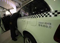 中国锂电池产业的发展聚焦