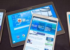 三星最新旗舰平板Galaxy Tab S上手测评