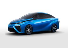 丰田将出700万日元燃料电池车