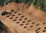 """中国环境的沉重代价:""""削山造城""""造成的污染前所未有"""