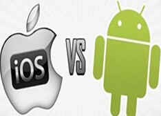 iPhone vs Android:围绕云端展开的战争