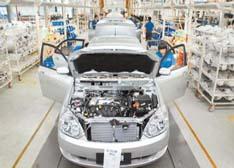 汽车产业为芯片制造商带来新机遇