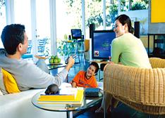MIPS核的嵌入式Linux系统的家庭网关