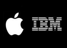 苹果牵手IBM 打造软硬件的最强组合
