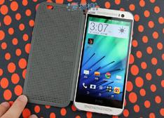 利剑出销:HTC One(M8)试玩评测(下)(做工细致+手感极好)