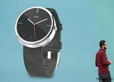 智能手表挑战传统手表的美观