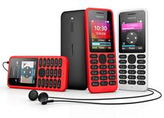 微软为什么要推出低端手机诺基亚130?