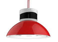 """欧普照明""""靓纯""""LED生鲜灯尽显LED原色技术"""