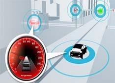 公路智能照明是怎样的?内置太阳能板/道路发光