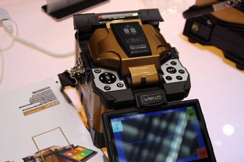易诺仪器View5型光纤熔接机