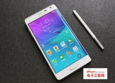 弯屏在手MX4/米4也俯首 iphone死敌三星Note Edge绝美评测