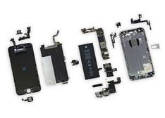 MX4/小米4都没拆这么细 iPhone 6/ Plus终极拆解分析