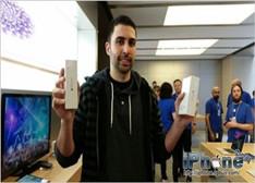 【真机视频】iPhone6/6 Plus跌落测试 屏幕极易碎