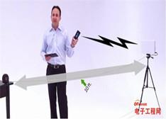 【视频】再也不用充电线了! 4.6米内手机无线充电