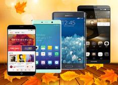 MX4/Mate7/IUNI U3等国机大翻身 对比评测秒杀iphone6/Plus