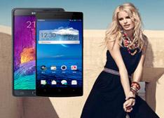 Note4/魅族MX4/IUNI U3齐现身 通信展4G手机对比看
