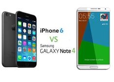 三星VS苹果:苦等iPhone 6还是先入手Note 4?