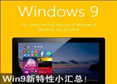 【图标大换脸】Windows 9对比iOS8 炫酷系统特性汇总