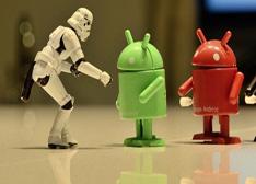 苹果熟透了?在大屏手机等五个领域谷歌领跑苹果落后(图)