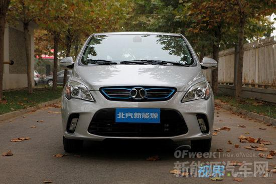 北汽新能源未来将推8款新车 全部采用韩国SK三元锂电池组