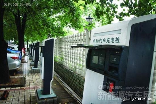 66座充电站0.7元一度 京港澳湖南段高速将建电动汽车快充网络
