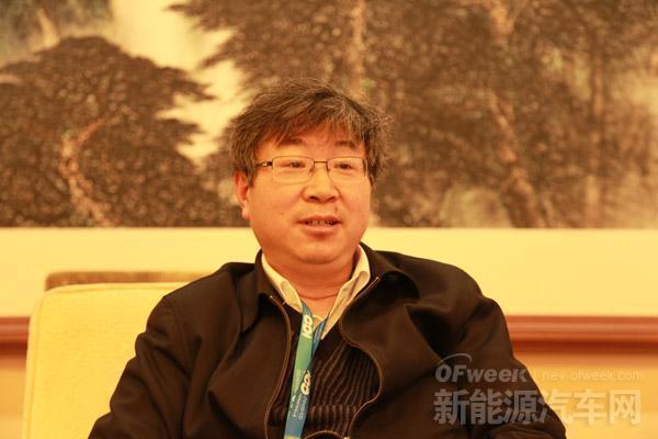 奇瑞尹同跃:2020年做新能源汽车第一领导者