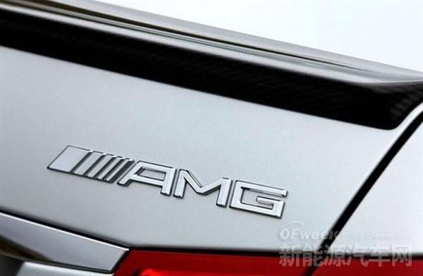 奔驰比拼保时捷 AMG家族将加入1000马力插电混动超跑