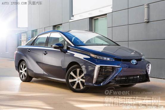 丰田/奔驰看好燃料电池车 主宰汽车未来?