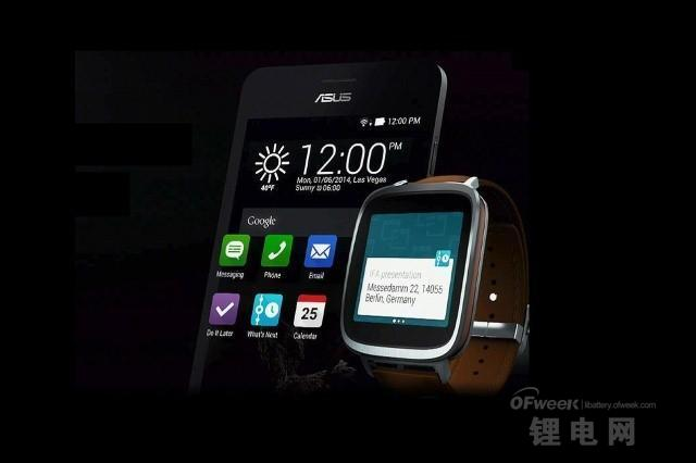 电池续航提升 华硕新款ZenWatch解决可穿戴产品软肋