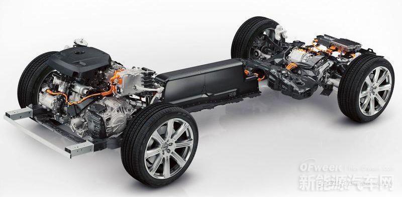 沃尔沃PHEV XC90将登陆美国 纯电动汽车适时推出