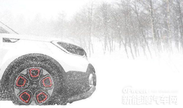 挑战特斯拉 起亚电动全轮驱动概念车将亮相芝加哥车展