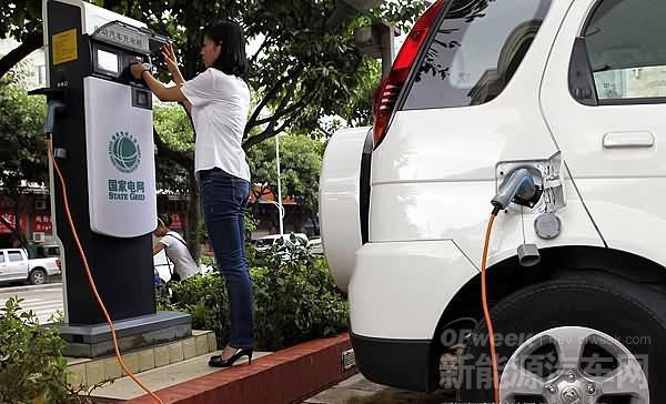 新能源车分时租赁投资大 将借鉴目的地充电模式