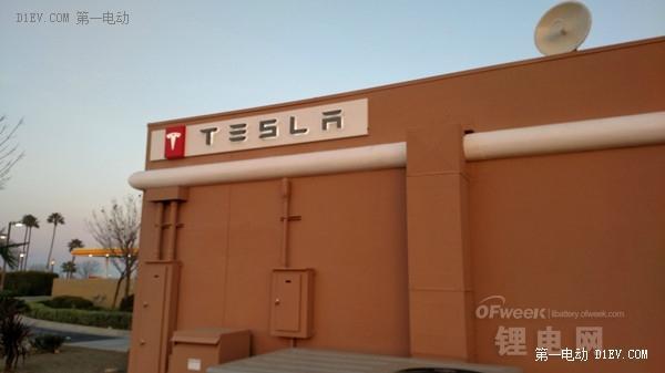 【组图】特斯拉将就电池更换技术进行测试