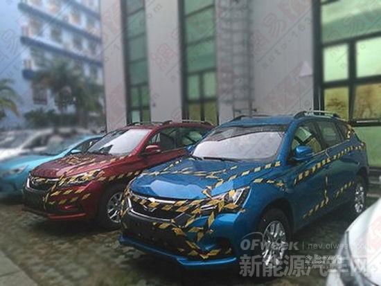 【曝光】比亚迪最小SUV混合动力车 或将命名为元