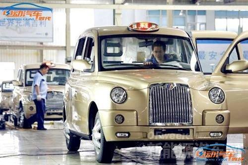 吉利投资2.29亿美元英国建厂 将涉足电动出租车