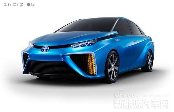【变局】比亚迪特斯拉混战 丰田公开燃料电池技术