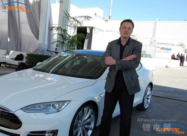 松下CEO:超级电池厂助力 2020年特斯拉可产50万辆电动汽车