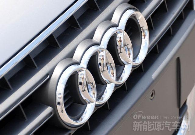 奥迪蛮拼的!e-tron新能源车计划每一年推多款纯电动车