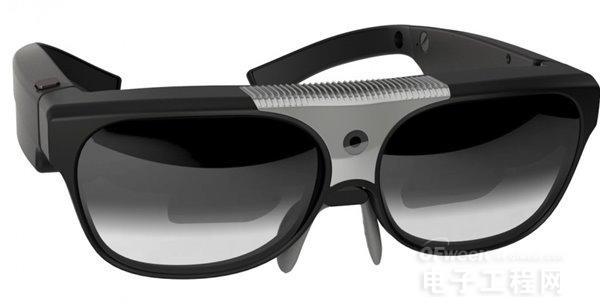 科幻的ar眼镜:2.7ghz高通四核!128gb!速度仪!720p视频