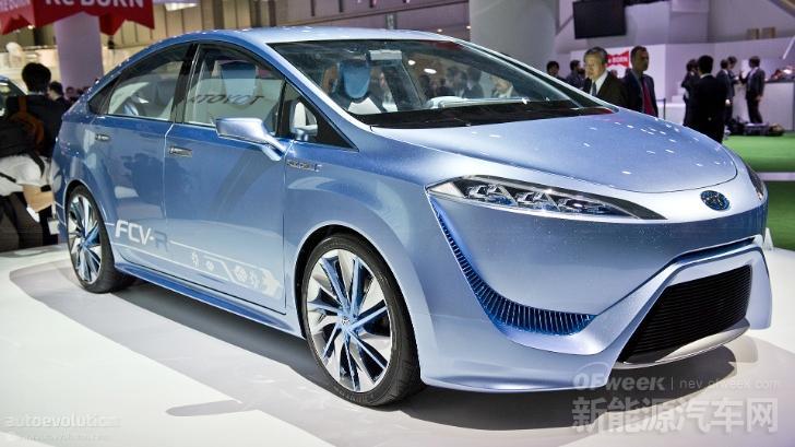 不败之地:丰田跟随特斯拉 慷慨提供燃料电池专利