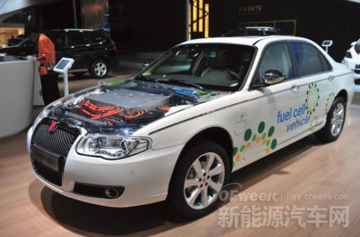 深度解析:新能源汽车为何未大范围使用氢燃料电池?