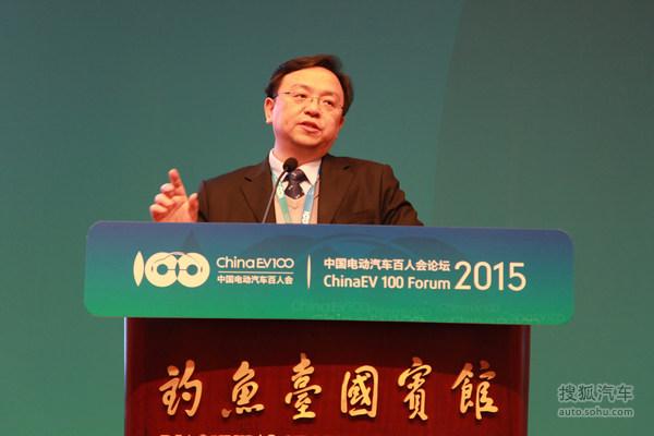 王传福:限购或常态化 新能源车增长加快