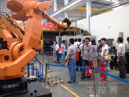 中国工业机器人